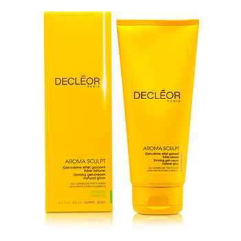 Decleor Skincare 6.7 oz Perfect Sculpt - Firming Gel Cream Natural Glow