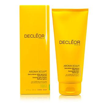 Decleor Skincare 6.7 oz Perfect Sculpt - Firming Gel Cream Natural Glow