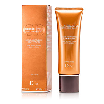Christian Dior Dior Bronze Self Tanner Cream ...