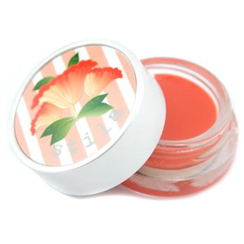 Stila Make Up 0.08 oz Lip Pots Tinted Lip Balm - # 13 Mandarine
