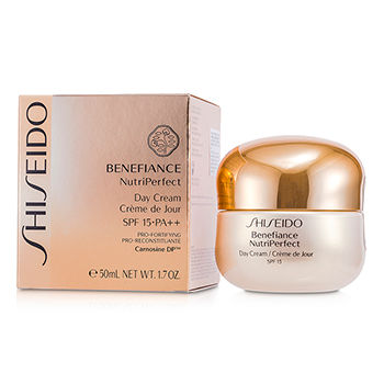Shiseido Skincare 1.7 oz Benefiance NutriPerfect Day Cream SPF15