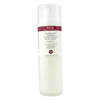 Ren Skincare 6.8 oz Damask Rose Ramnose Biosaccharide Body Cream
