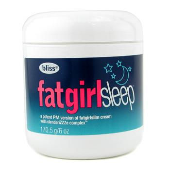 Bliss Skincare 6 oz Fat Girl Sleep