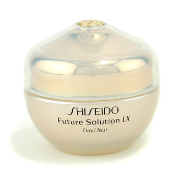 Shiseido Skincare 1.8 oz Future Solution LX Daytime Protective Cream SPF15  PA+