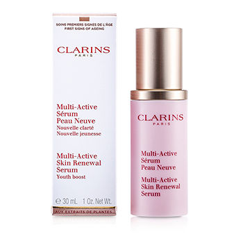 Clarins Skincare 1.04 oz Multi-Active Skin Renewal Serum
