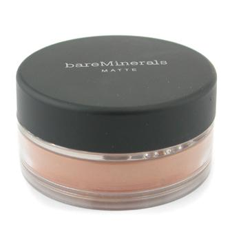 Bare Escentuals Make Up 0.21 oz BareMinerals Matte SPF15 Foundation - Warm Tan