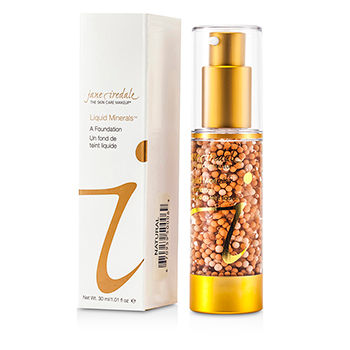 Jane Iredale Liquid Mineral A Foundation - Na...