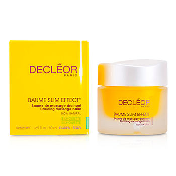 Decleor Skincare 1.69 oz Baume Slim Effect Draining Massage Balm
