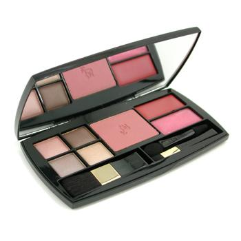 Lancome Make Up - Tendre Voyage Makeup Palette: 4x Eye Shadow + Blush + 2x Lip Color + 3x Applicators