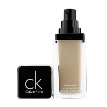 Calvin Klein Make Up 1 oz Infinite Matte Oil Free Foundation - # 203 Toasted