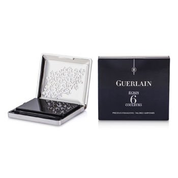 Guerlain Make Up 0.25 oz Ecrin 6 Couleurs Eyeshadow Palette - # 10 Rue Des Francs Bourgeois