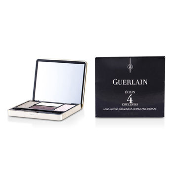 Guerlain Make Up 0.25 oz Ecrin 4 Couleurs Long Lasting Eyeshadow - #08 Les Perles