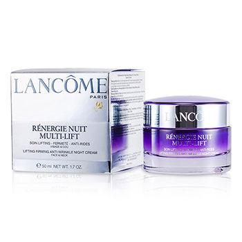 Lancome Skincare 1.7 oz Renergie Multi-Lift Lifting Firming Anti-Wrinkle Night Cream