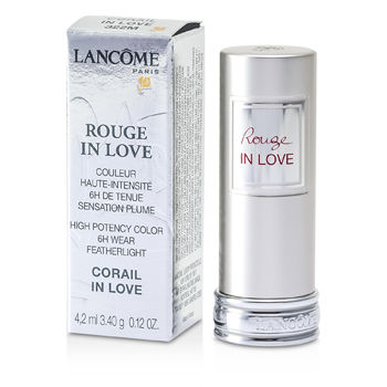 Lancome Make Up 0.12 oz Rouge In Love Lipstick - # 322M Corail In Love