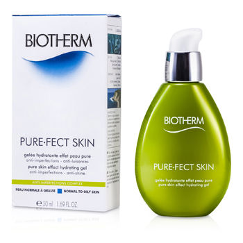 Biotherm Skincare 1.69 oz Pure.Fect Skin Pure Skin Effect Hydrating Gel (Combination to Oily Skin)