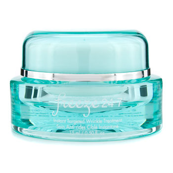 Freeze 24/7 Skincare 0.5 oz Instant Targeted Wrinkle Treatment