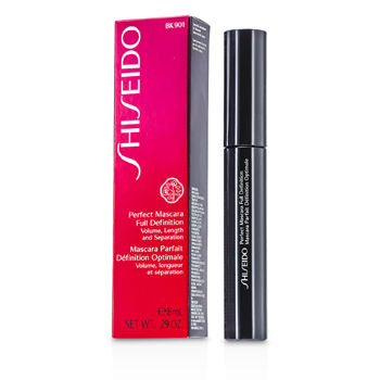 Shiseido Make Up 0.29 oz Perfect Mascara Full Definition - # BK901 Black
