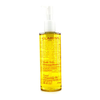 Clarins Skincare 5.1 oz Total Cleansing Oil
