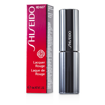 Shiseido Make Up 0.2 oz Lacquer Rouge - # RD607 (Nocturne)