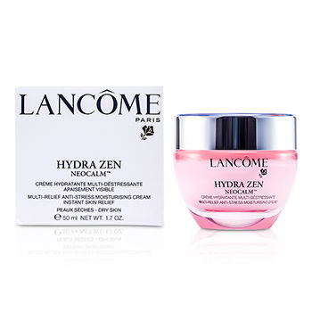Lancome Skincare 1.7 oz Hydra Zen Neocalm Multi-Relief Anti-Stress Moisturising Cream (For Dry Skin)