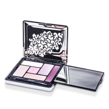 Guerlain Make Up 0.25 oz Ecrin 6 Couleurs Eyeshadow Palette - # 66 Boulevard Du Montparnasse