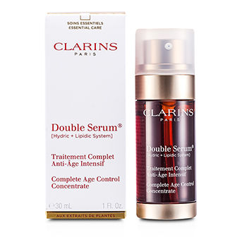 Clarins Double Serum Complete Age Control Con...