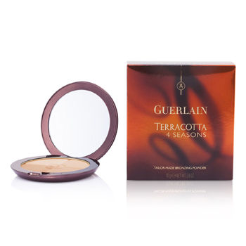 Guerlain Make Up 0.35 oz Terracotta 4 Seasons Tailor Made Bronzing Powder - # 03 Naturel - Brunettes