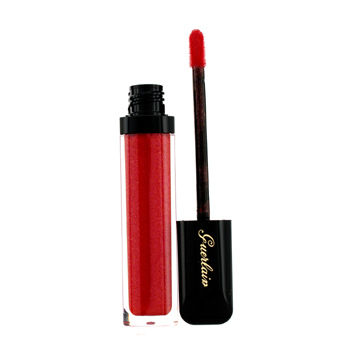 Guerlain Make Up 0.25 oz Gloss D'enfer Maxi Shine Intense Colour & Shine Lip Gloss - # 421 Red Pow