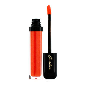Guerlain Make Up 0.25 oz Gloss D'enfer Maxi Shine Intense Colour & Shine Lip Gloss - # 441 Tangerine Vlam