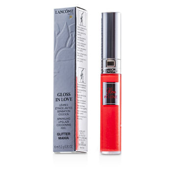 Lancome Make Up 0.2 oz Gloss In Love Lip Gloss - # 144 Glitter Mania