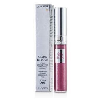 Lancome Make Up 0.2 oz Gloss In Love Lip Gloss - # 351 Lily En Lame