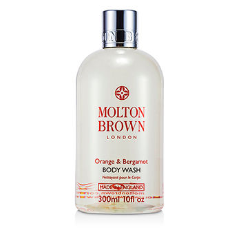 Molton Brown Skincare 10 oz Orange & Bergamot Body Wash