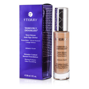 By Terry Make Up 1 oz Terrybly Densiliss Wrinkle Control Serum Foundation - # 5 Medium Peach