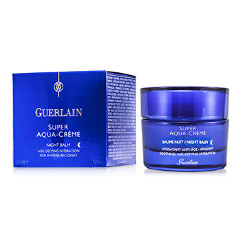 Guerlain Skincare 1.6 oz Super Aqua-Creme Night Balm
