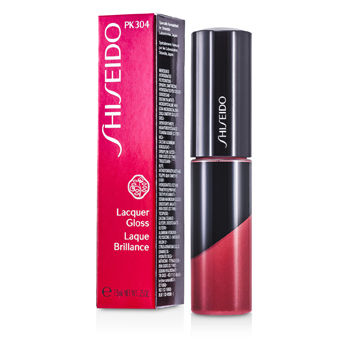 Shiseido Make Up 0.25 oz Lacquer Gloss - # PK304 (Baby Doll)