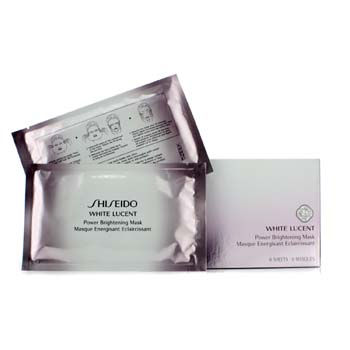 Shiseido Skincare 6 sheets White Lucent Power Brightening Mask