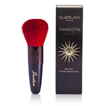 Guerlain Make Up - Terracotta Bronzing Powder Brush