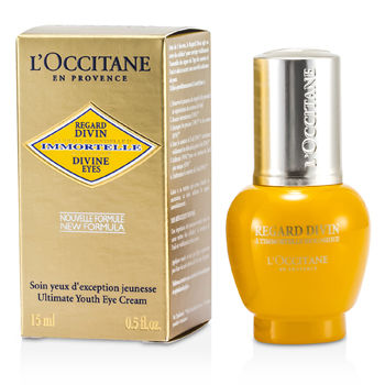 L'Occitane Skincare 0.5 oz Immortelle Divine Eyes Ultimate Youth Eye Cream