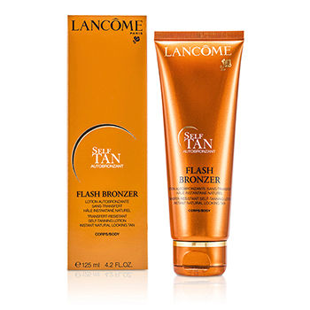 Lancome Skincare 4.2 oz Flash Bronzer Self-Tanning Lotion