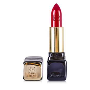 Guerlain Make Up 0.12 oz KissKiss Shaping Cream Lip Colour - # 321 Red Passion