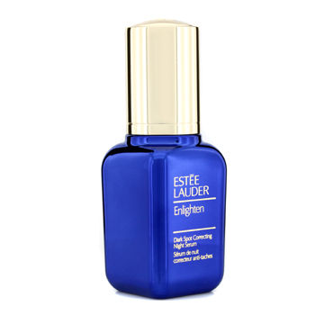 Estee Lauder Skincare 1 oz Enlighten Dark Spot Correcting Night Serum