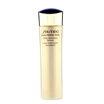 Shiseido Skincare 5 oz Vital-Perfection White Revitalizing Softener