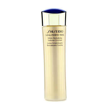 Shiseido Skincare 5 oz Vital-Perfection White Revitalizing Softener Enriched