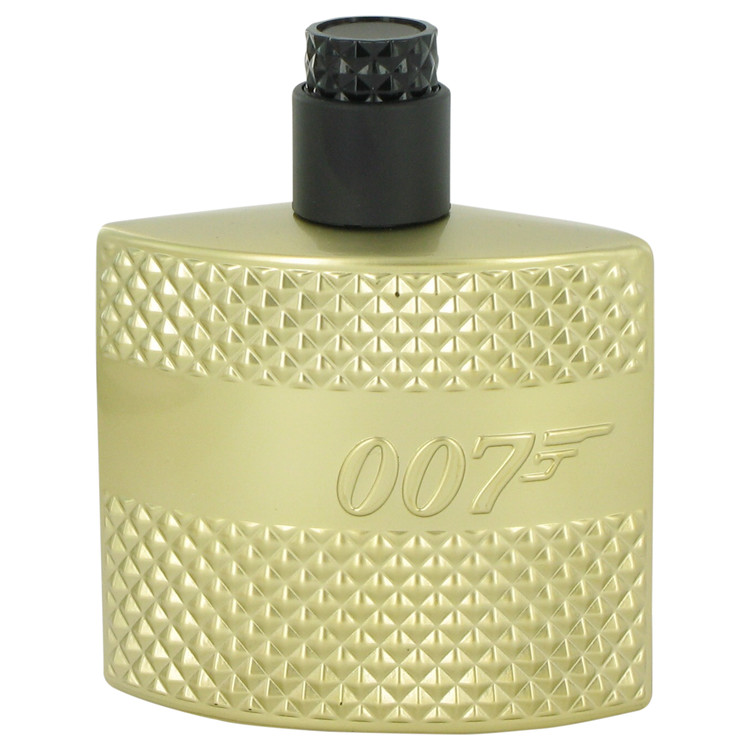 007 by James Bond for Men Eau De Toilette Spray (Tester Gold Edition 2.5 oz