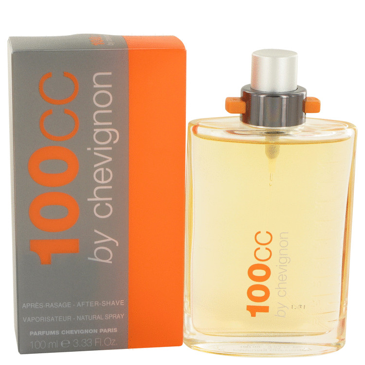 100cc by Chevignon Men's After Shave 3.33 oz