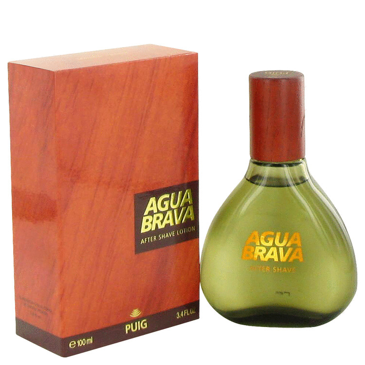 Agua Brava by Antonio Puig Men's After Shave 3.4 oz