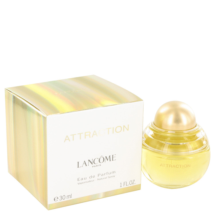 Attraction by Lancome for Women Eau De Parfum Spray 1 oz