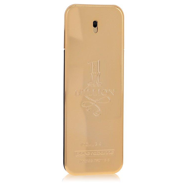 1 Million by Paco Rabanne Men's Eau De Toilette Spray (unboxed) 3.4 oz