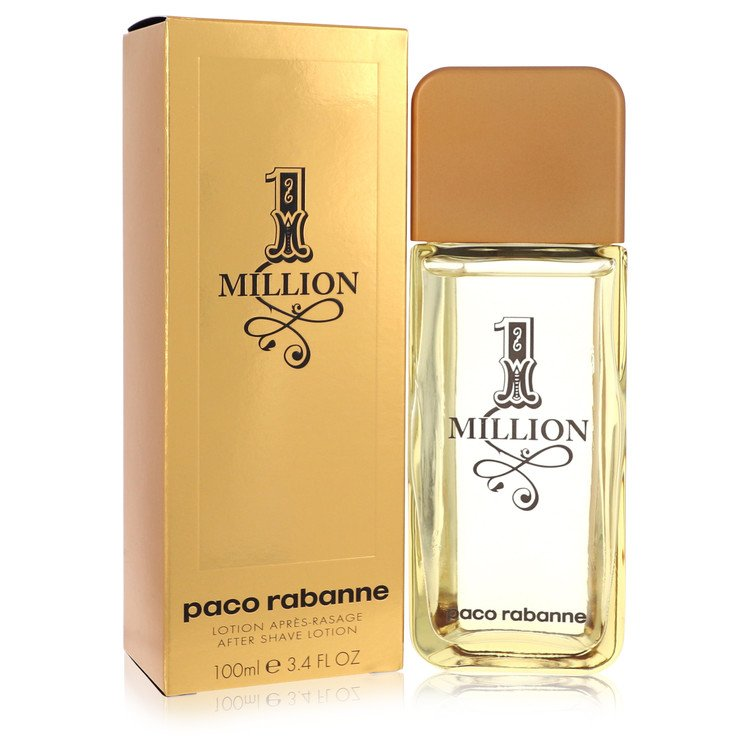 1 Million by Paco Rabanne Men's After Shave 3.4 oz