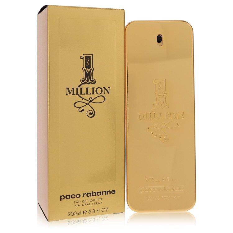 1 Million by Paco Rabanne Men's Eau De Toilette Spray 6.7 oz